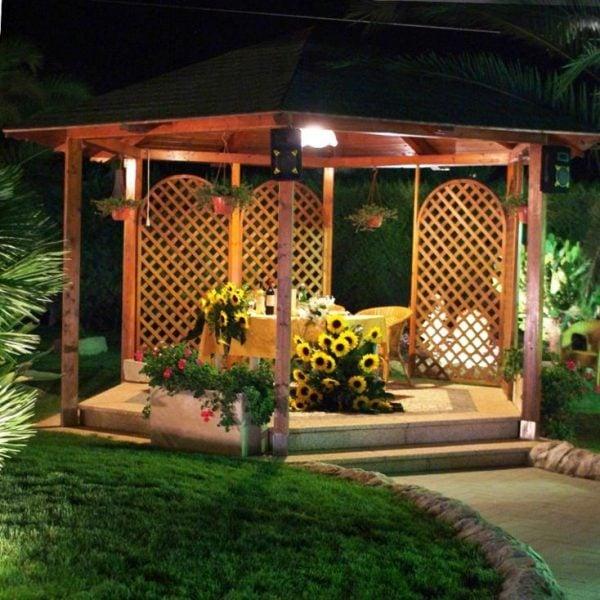 Gazebo arredo giardino - Happy casa arredo giardino ...