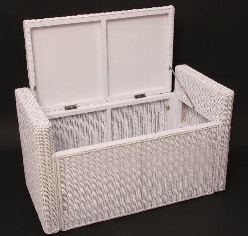Ingresso arredamento - Panca contenitore esterno ...