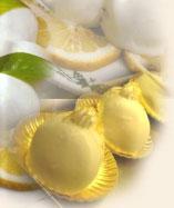 Glassa ai limoni di Amalfi