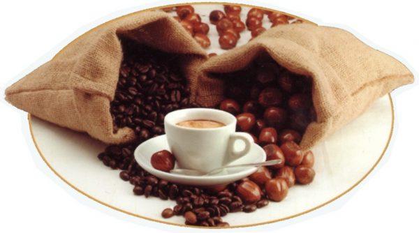 Caffè alle nocciole