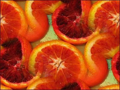 Insalata di arance siciliane