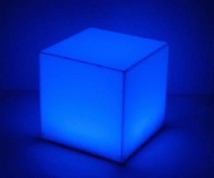 Cubo luminoso arredo
