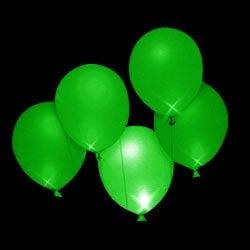 Palloncini luminosi fai da te