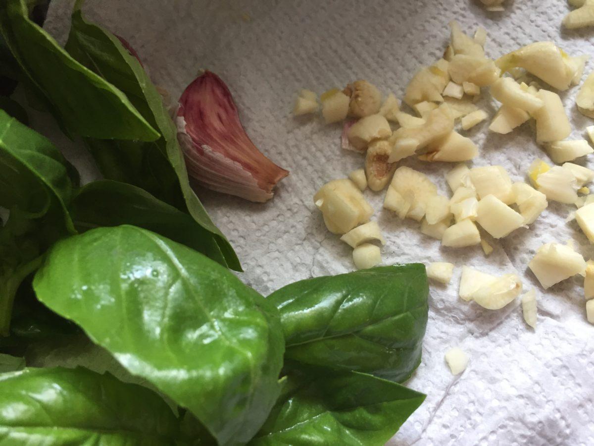 basilico-aglio