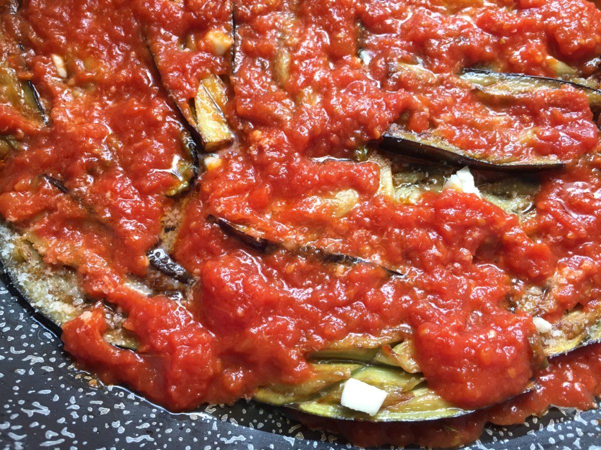 melanzane spaccate-pomodoro