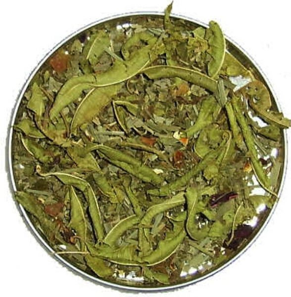 erbe aromatiche essiccate