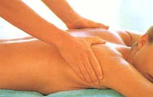 Massaggi dopo parto
