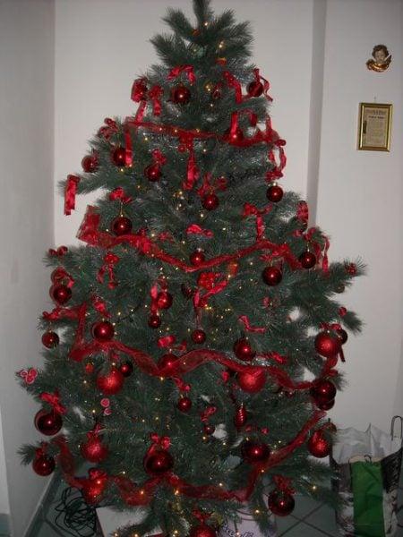 Alberi Di Natale Addobbati Foto.Albero Di Natale Come Addobbare E Decorare