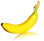 Banane al cioccolato