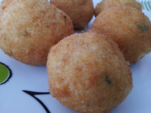 Polpette di baccalà – ricetta