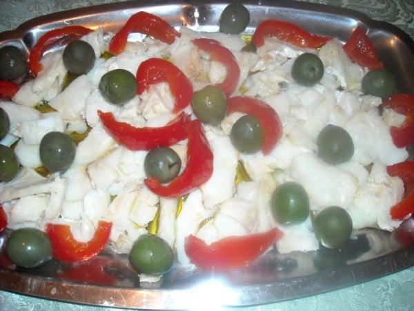 baccalà-insalata