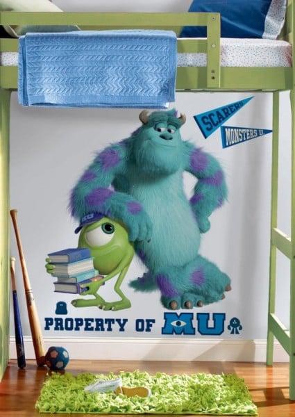 monster adesivi per bambini