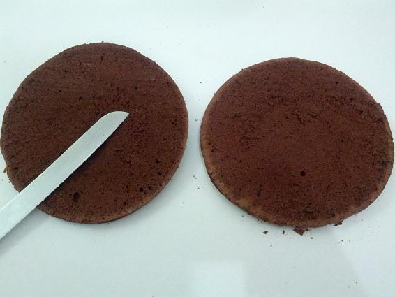 Pan-di Spagna-cacao
