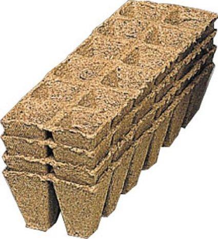 Cassette-semina biodegradabili