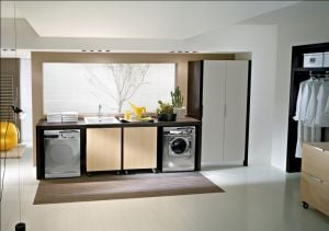 Arredamento lavanderia su misura - Arredare lavanderia di casa ...
