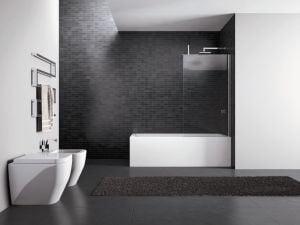 Vasca e doccia combinate