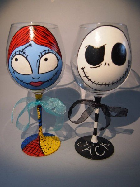 bicchieri halloween nightmare