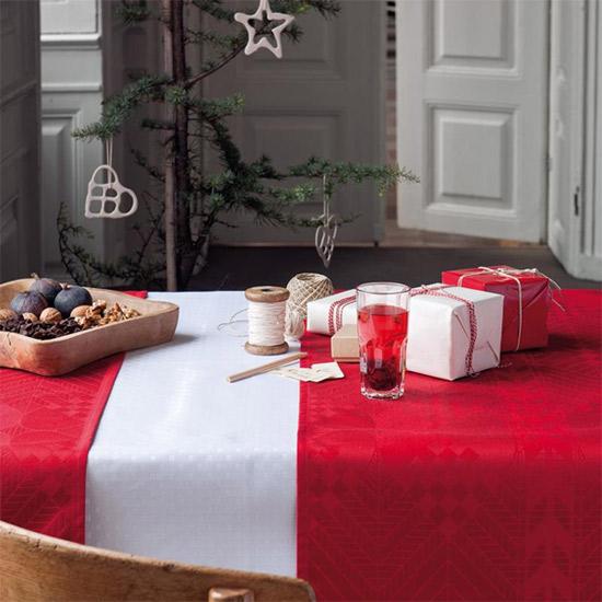 Runner per la tavola di Natale