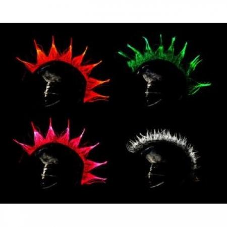 cresta per casco  Creste per casco - Wiggystyle Mohican