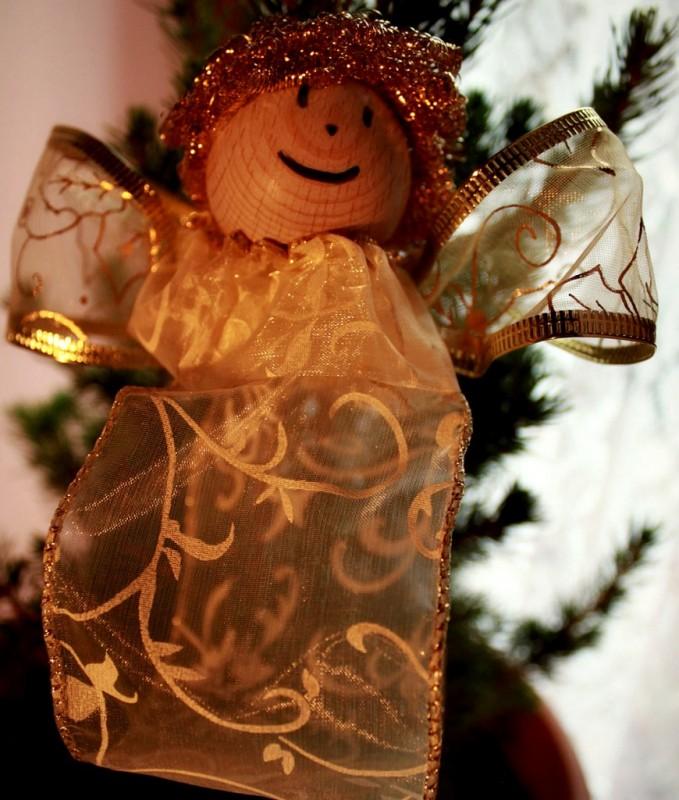 Préférence Angelo di Natale fai da te CU41