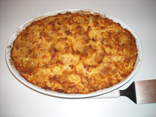 Torta sbriciolosa  Apple Crumble Pie
