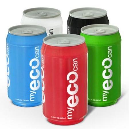 Thermos biodegradabili: Ecocan