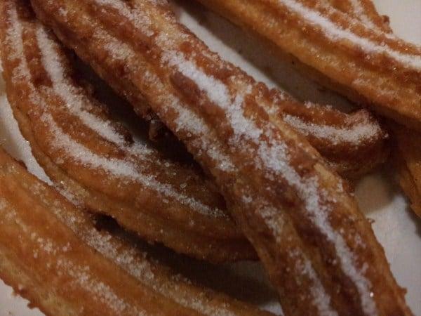 Extrêmement Churros: dolci fritti spagnoli VJ81