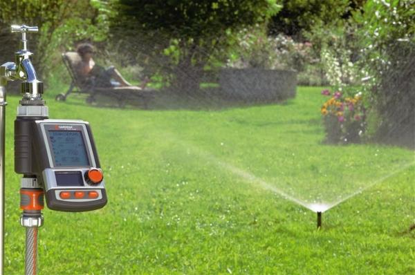 I computer per l'irrigazione