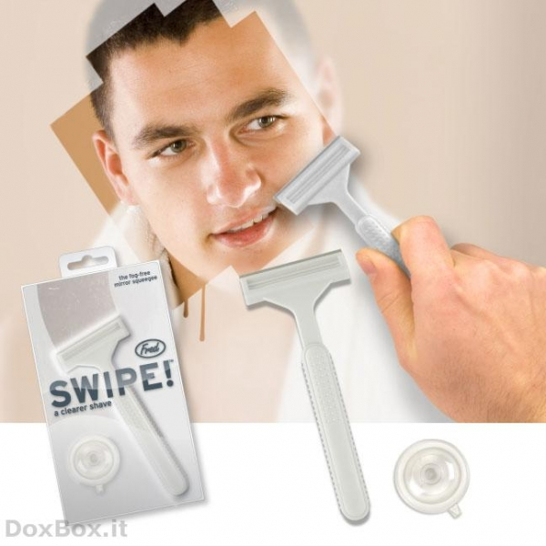 Pulisci specchio - Swipe