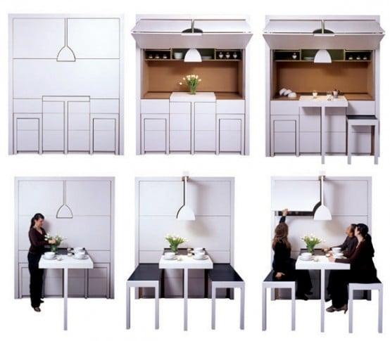 cucine piccole cucine monoblocco : Cucine Moderne Piccole Dimensioni: Cucine moderne.