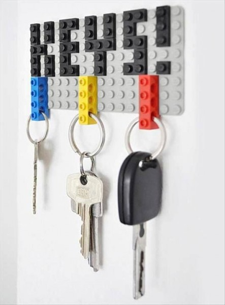 Favoloso Porta chiavi fai da te SS48