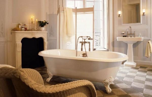 vasca vintage arredo bagno