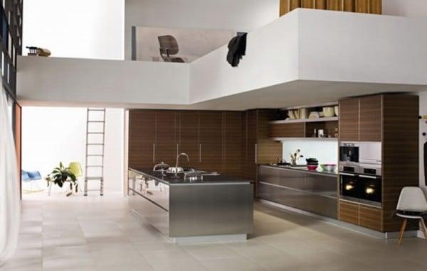 Come disporre i mobili in cucina