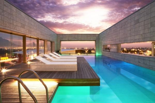 piscina design hotel cielo