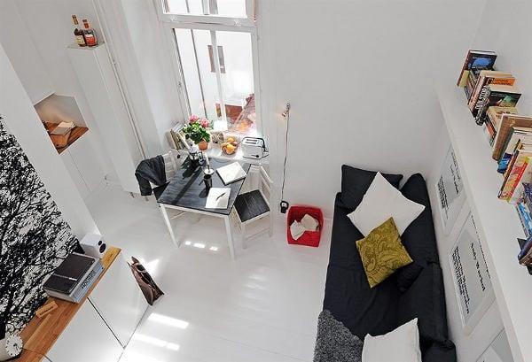 Arredare un monolocale: come gestire gli spazi
