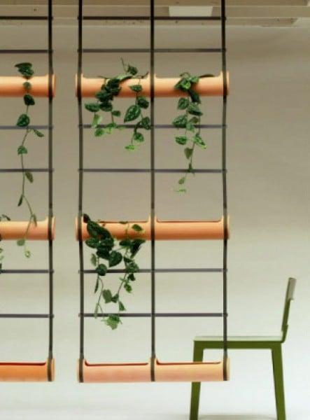 giardino verticale casa