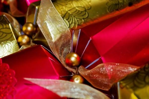 Christmas crackers segnaposto