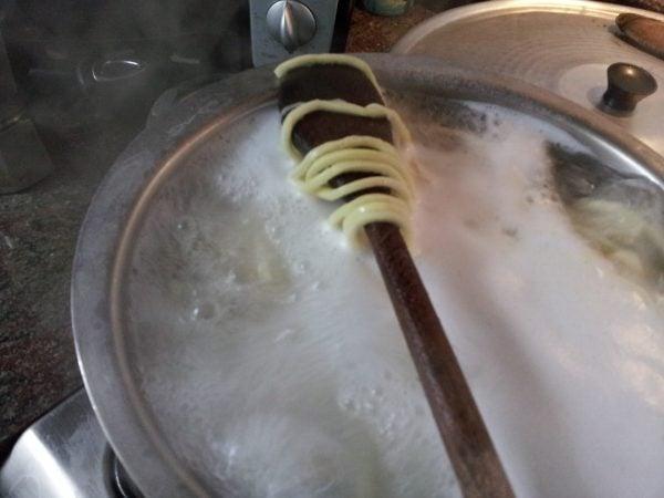 pasta-cottura