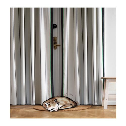 Ikea tende e tendaggi - Tende finestre ikea ...