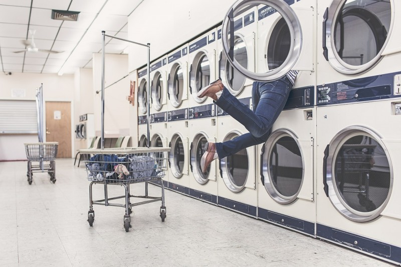 lavatrice-stirare-bucato