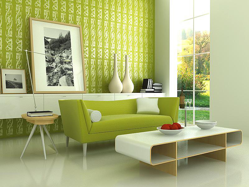 arredamento-greenery