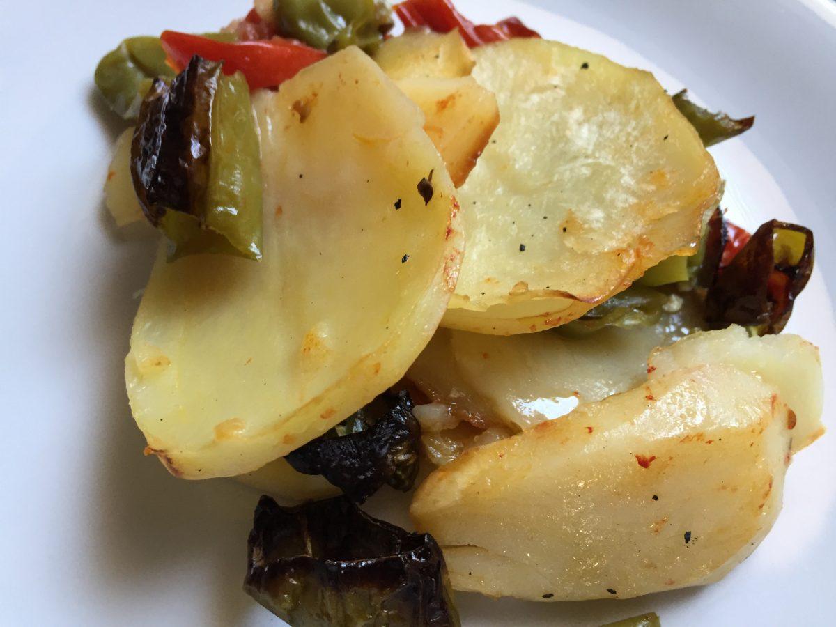 Ciambotta-peperoncini-patate