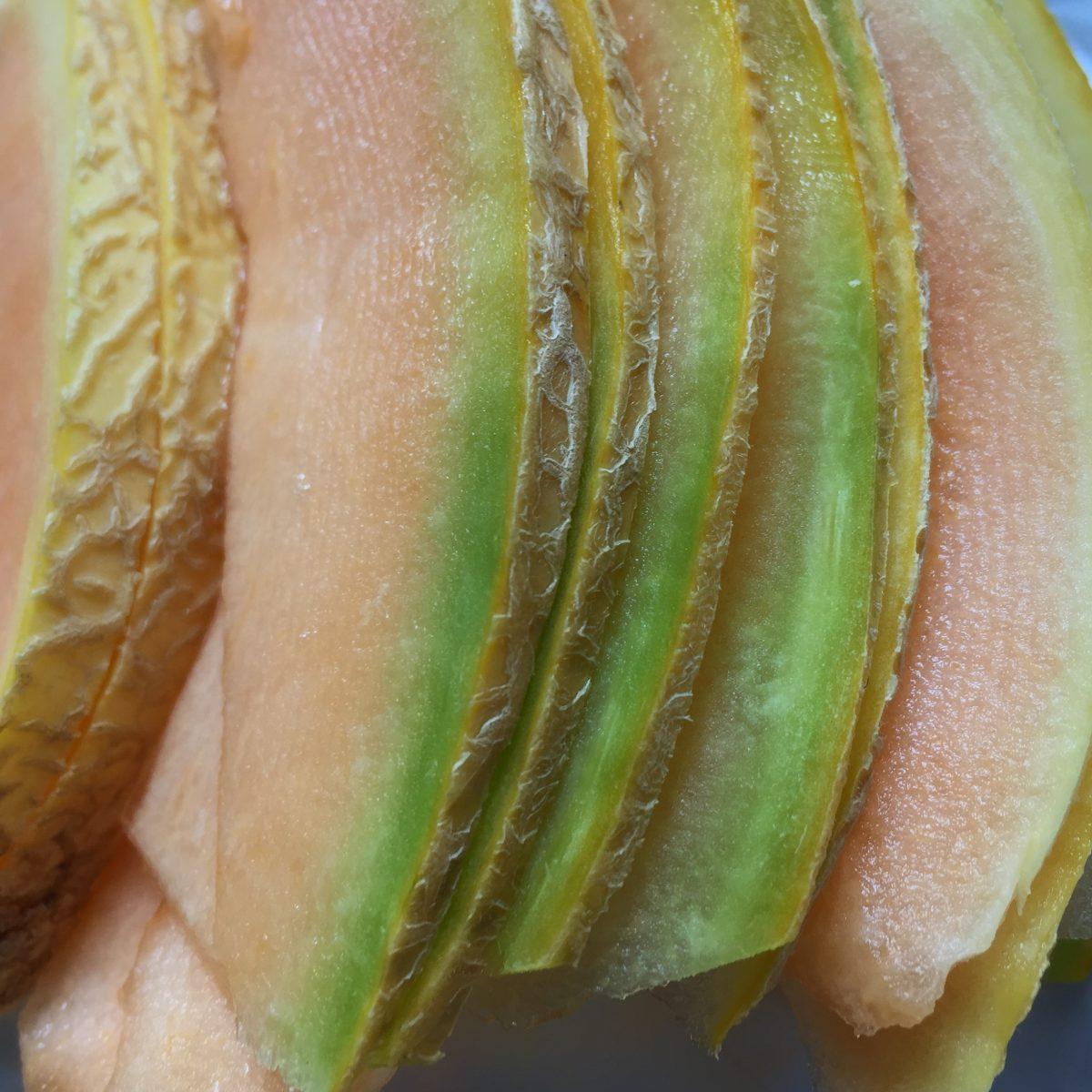 melone-Cantalupo-fette