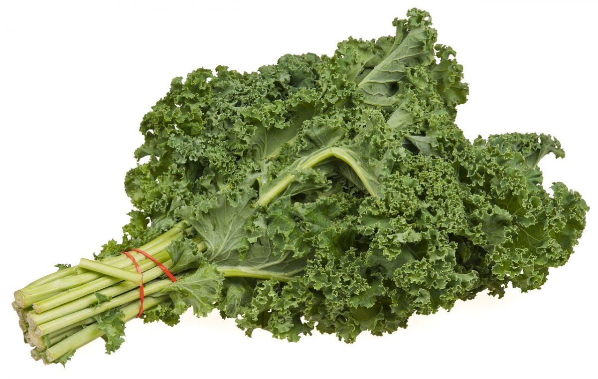 Kale-raccolta