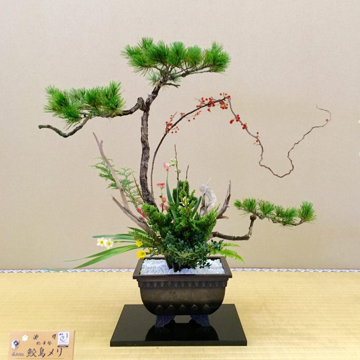 ikebana-composizione-floreale