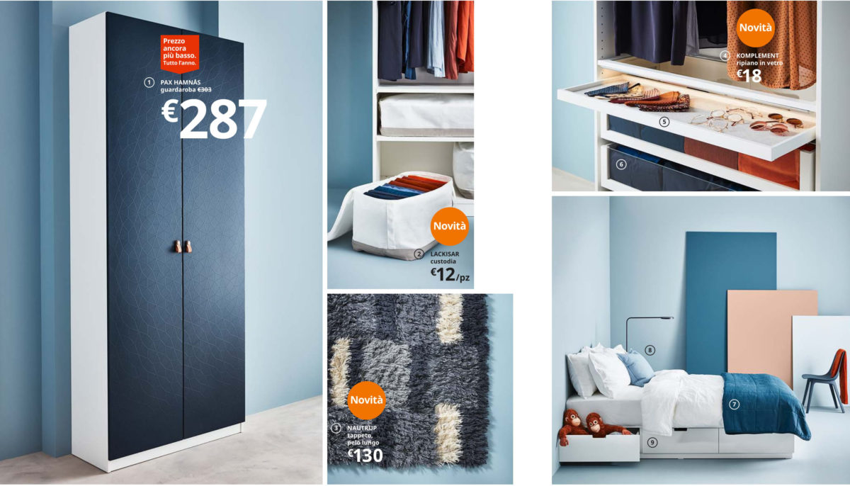 Scarpiera Guardaroba Pax Ikea.Catalogo Ikea 2020 Offerte Imperdibili Super Sconti