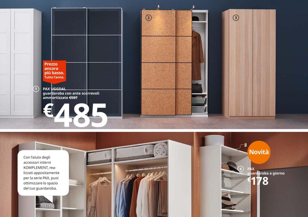 Ikea Catalogo Armadio Guardaroba.Catalogo Ikea 2020 Offerte Imperdibili Super Sconti