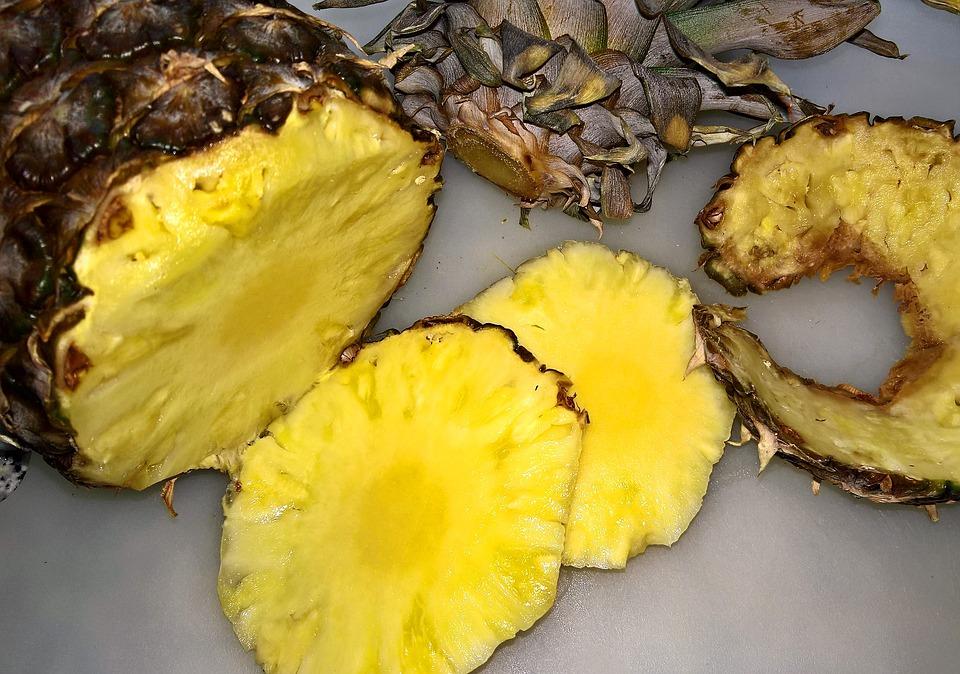 Ananas-fette