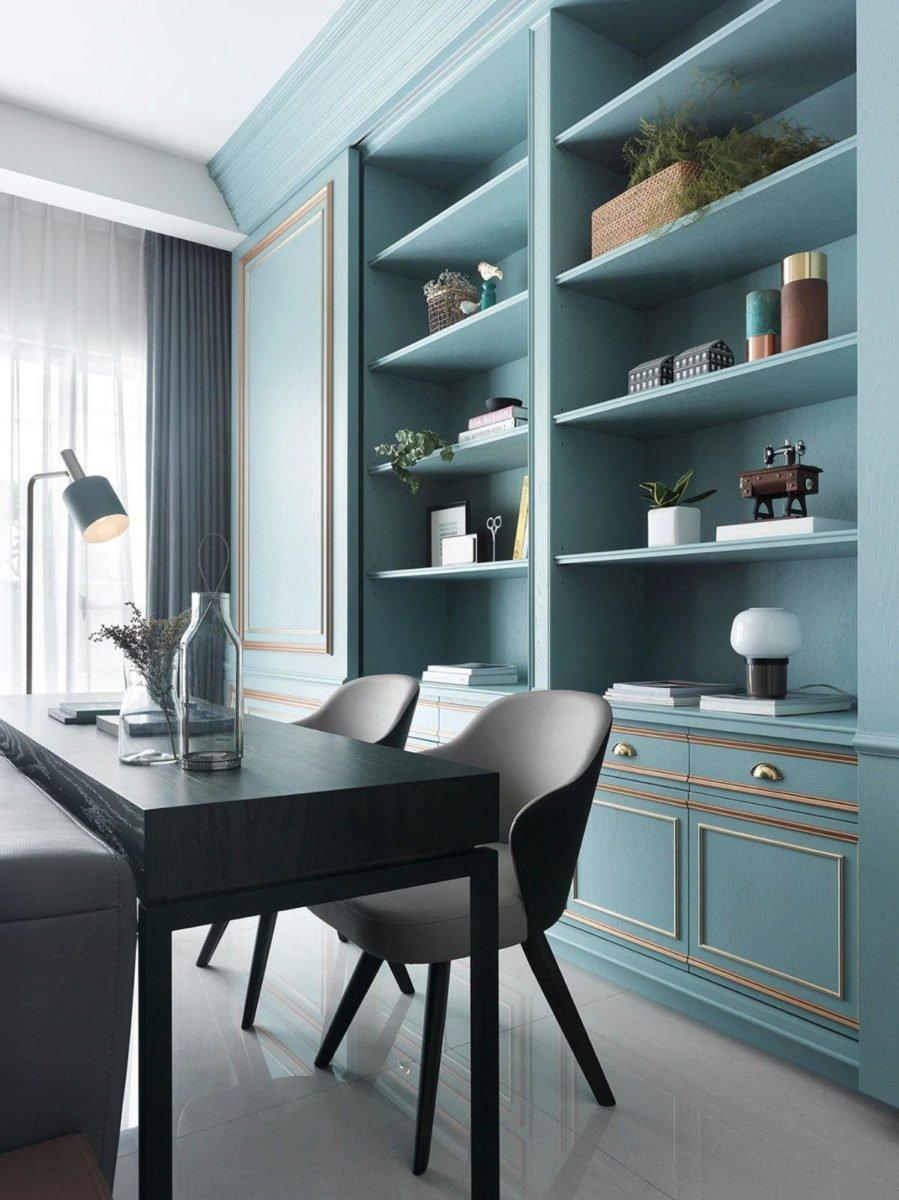 Colori Per La Camera colore tiffany: arredare salotto, camera da letto, bagno e