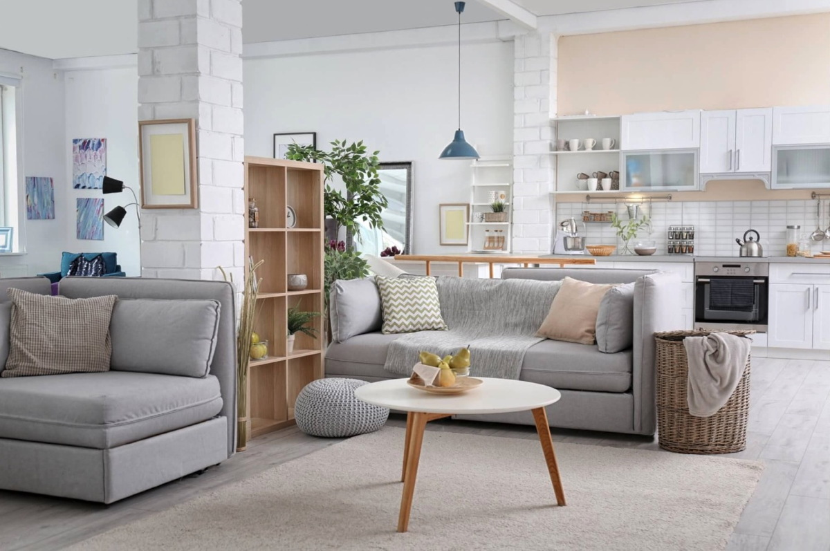 5 Metodi efficaci per fingere casa pulita parlano designer internazionali